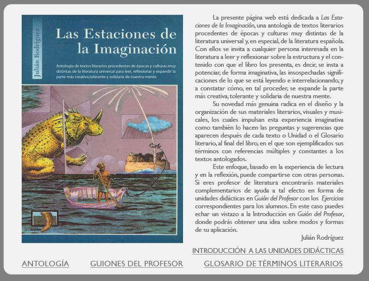 Las Estaciones de la Imaginación. Rodriguez Alvarez